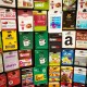 gift cards are popular awards for safety incentives